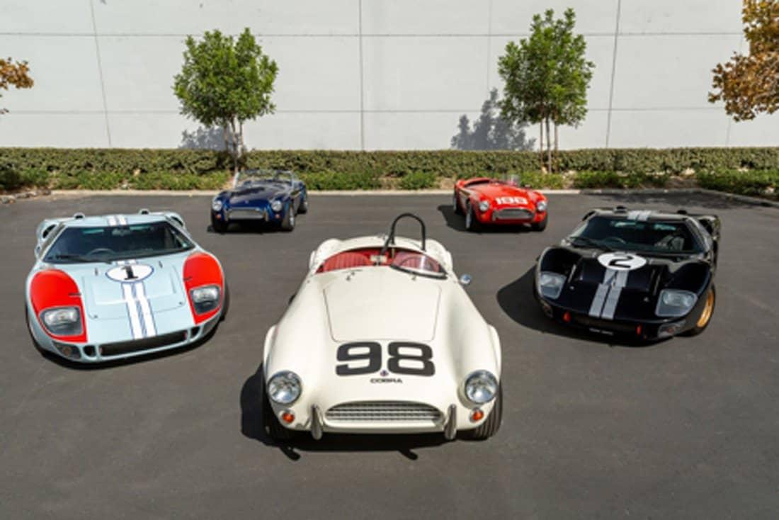 Cinema Series Based On Ford V Ferrari Movie Cars In The Works