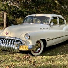 After 30 years, family ready to sell 1950 Buick Special sedan