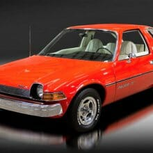 'Truly remarkable' 1975 AMC Pacer has been professionally restored