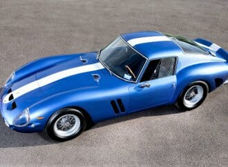 $44 million brouhaha: Buyer of Ferrari 250 GTO sues over 'missing' gearbox