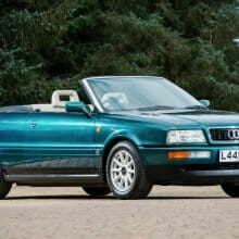 Princess Di's Audi heads to auction