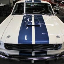 Better than Bullitt? Mustang Shelby GT350 much more bang for buck