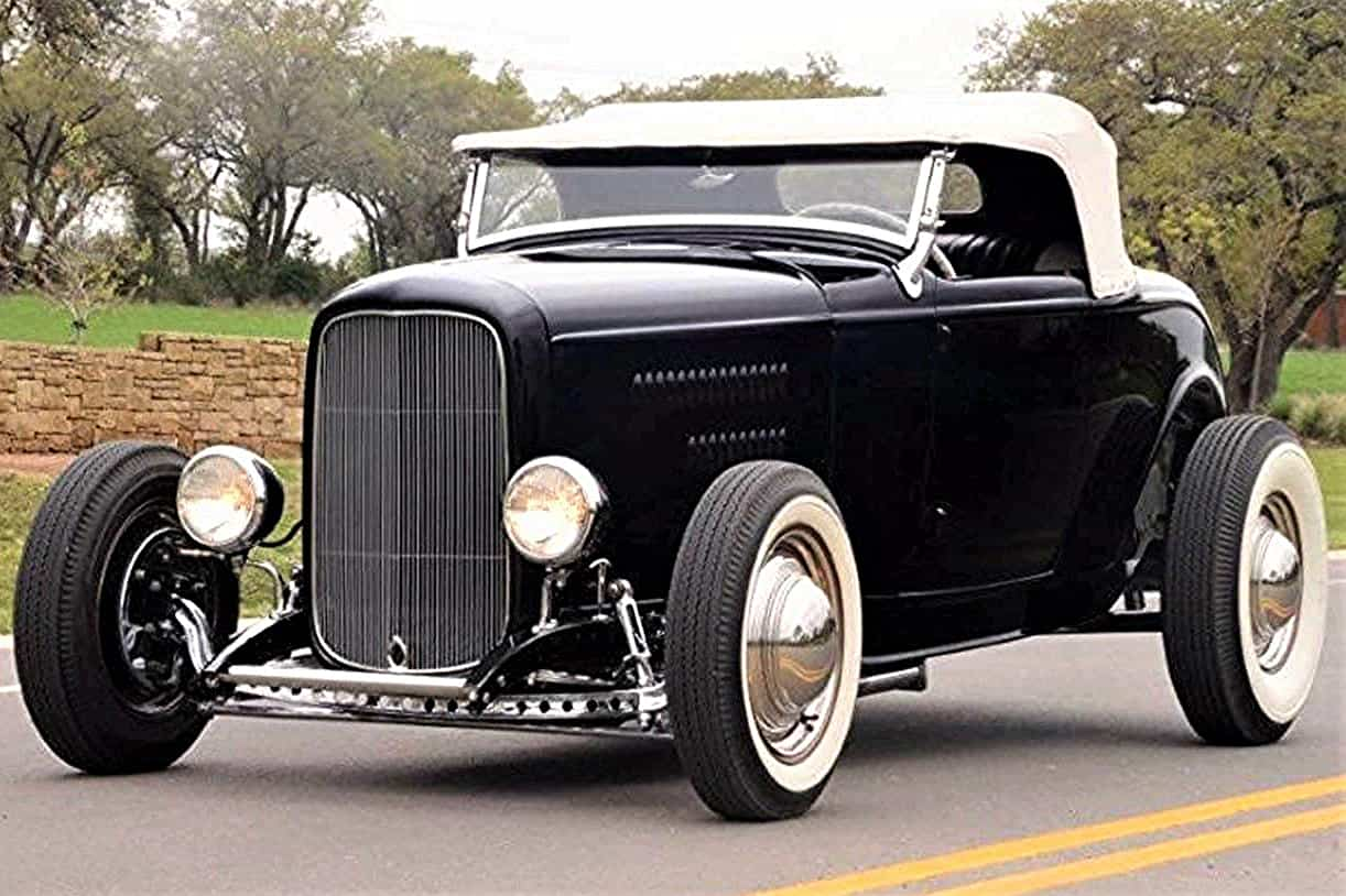 The Texas Playboy Classic 1932 Ford Roadster Is A Top Quality Build