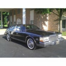 Featured Listing: Style and '80s vibe 1983 Cadillac Seville