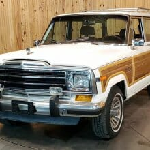 This vintage SUV won't set you back nearly as much as the one sold recently at auction