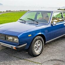 Bella machina: 1973 Fiat 130 coupe
