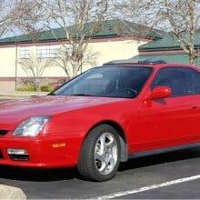 Vintage VTEC:  1997 Honda Prelude