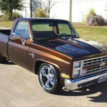 Remember when Chevy built R/V pickup trucks?