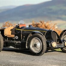 Gooding's first auction outside US offers 16 'masterpiece collection' cars