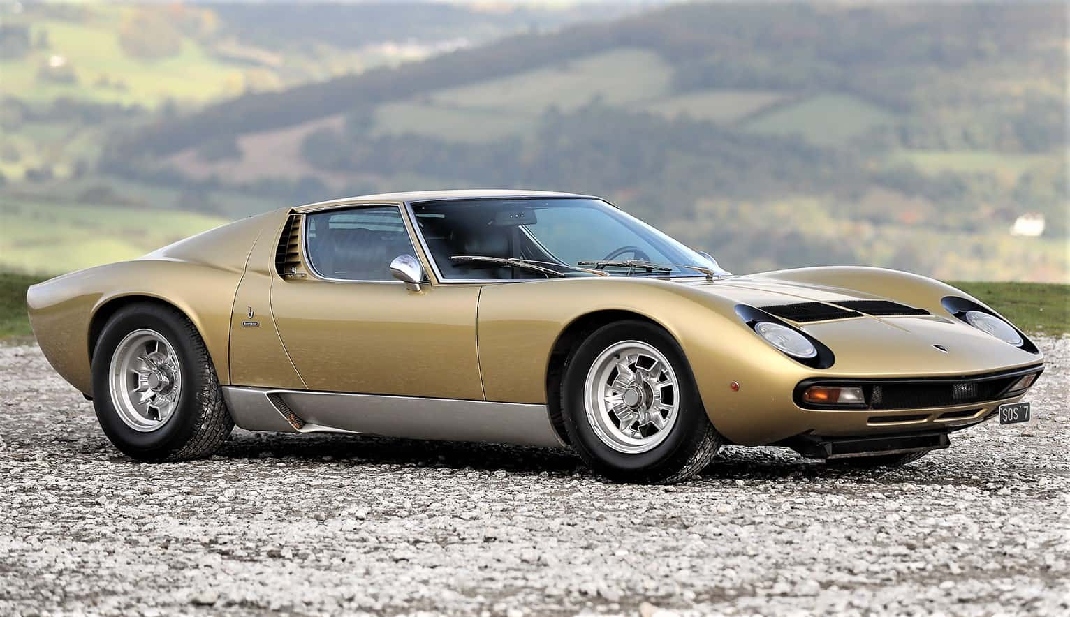 gooding, Gooding's first auction outside US offers 16 'masterpiece collection' cars, ClassicCars.com Journal