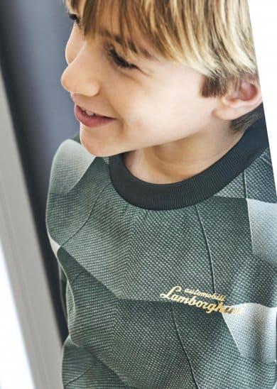 Lamborghini clothing, Lamborghini adds clothing line for those 4-14 years of age, ClassicCars.com Journal