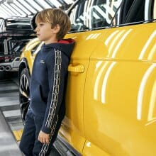 Lamborghini adds clothing line for those 4-14 years of age