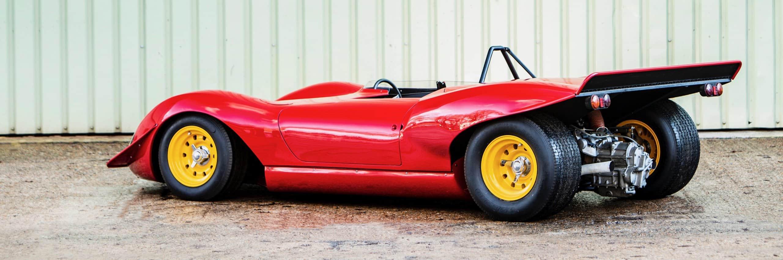 Ferrari Dino, Bonhams offers 1966 Ferrari Dino sports prototype racer at Paris auction, ClassicCars.com Journal
