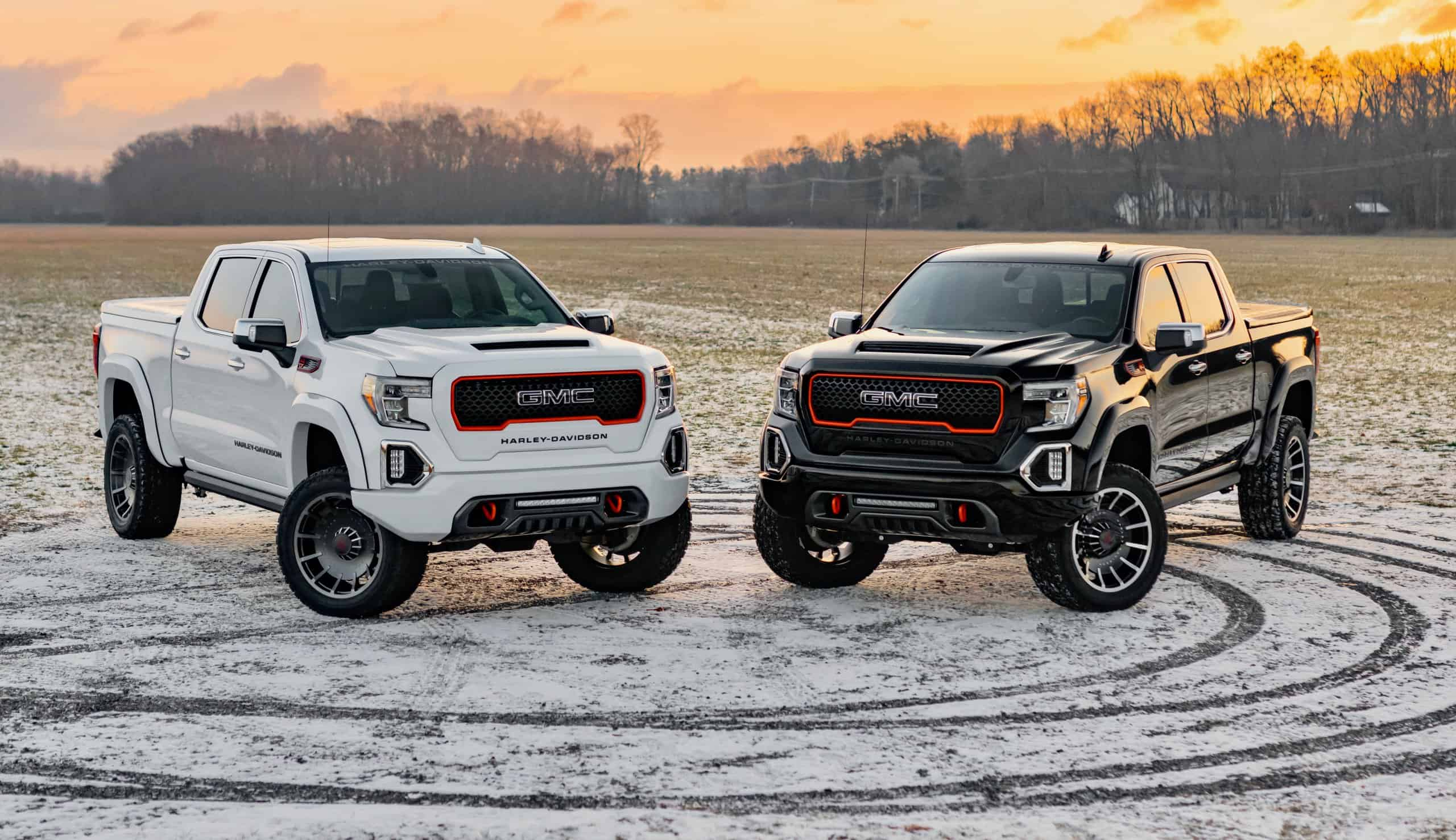 2020 GMC Sierra wears Harley-Davidson colors | ClassicCars ...