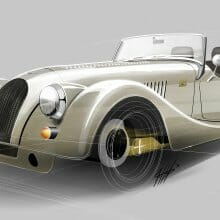 Morgan launches Plus 4 70th Anniversary Edition