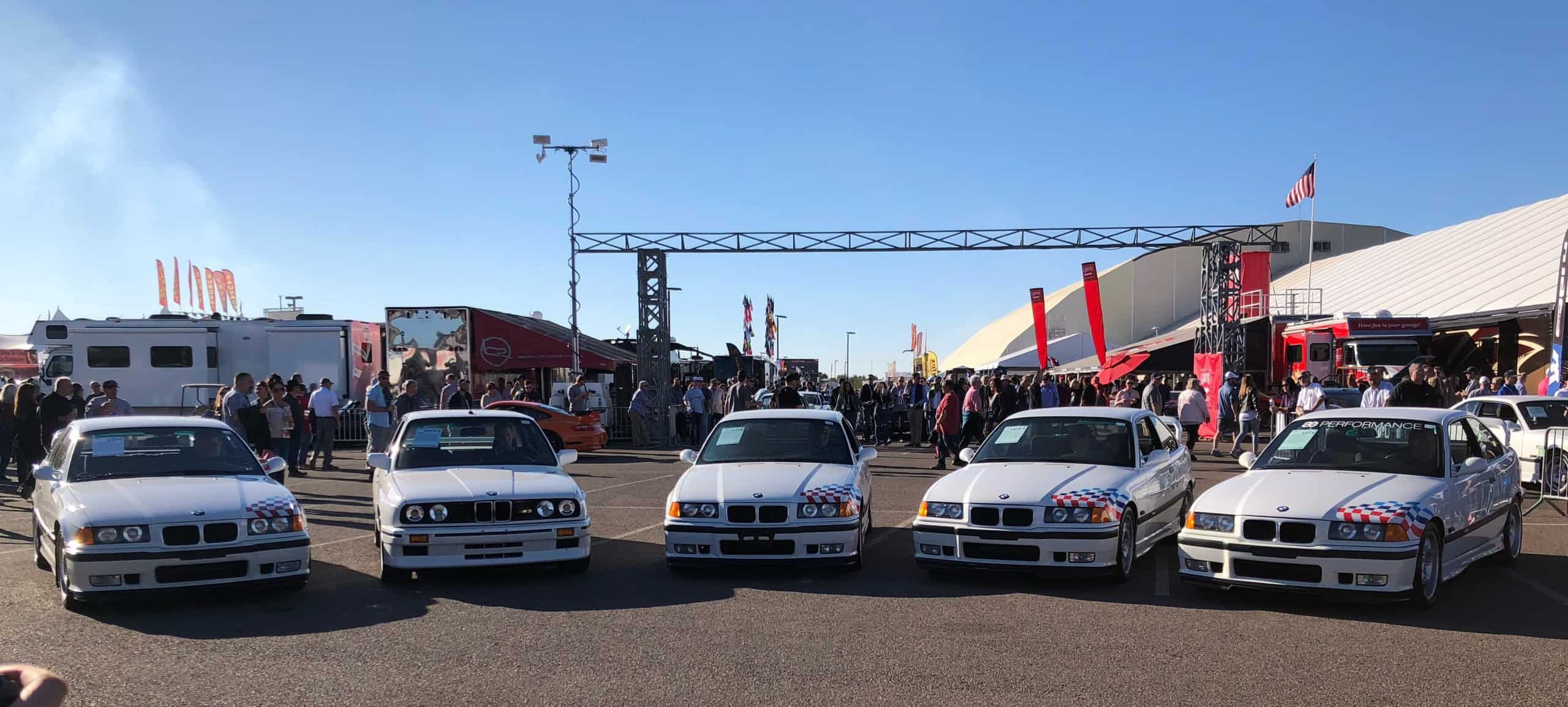 1995 BMW M3 Lightweights owned and collected by Paul Walker | Jared Costello photo