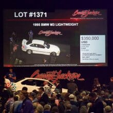 Paul Walker 'Lightweights' collection sells for $1,205,000 at Barrett-Jackson