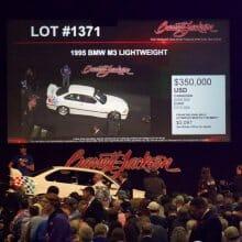 Paul Walker 'Lightweights' collection sells for $1,205,000 at Barrett-Jackson