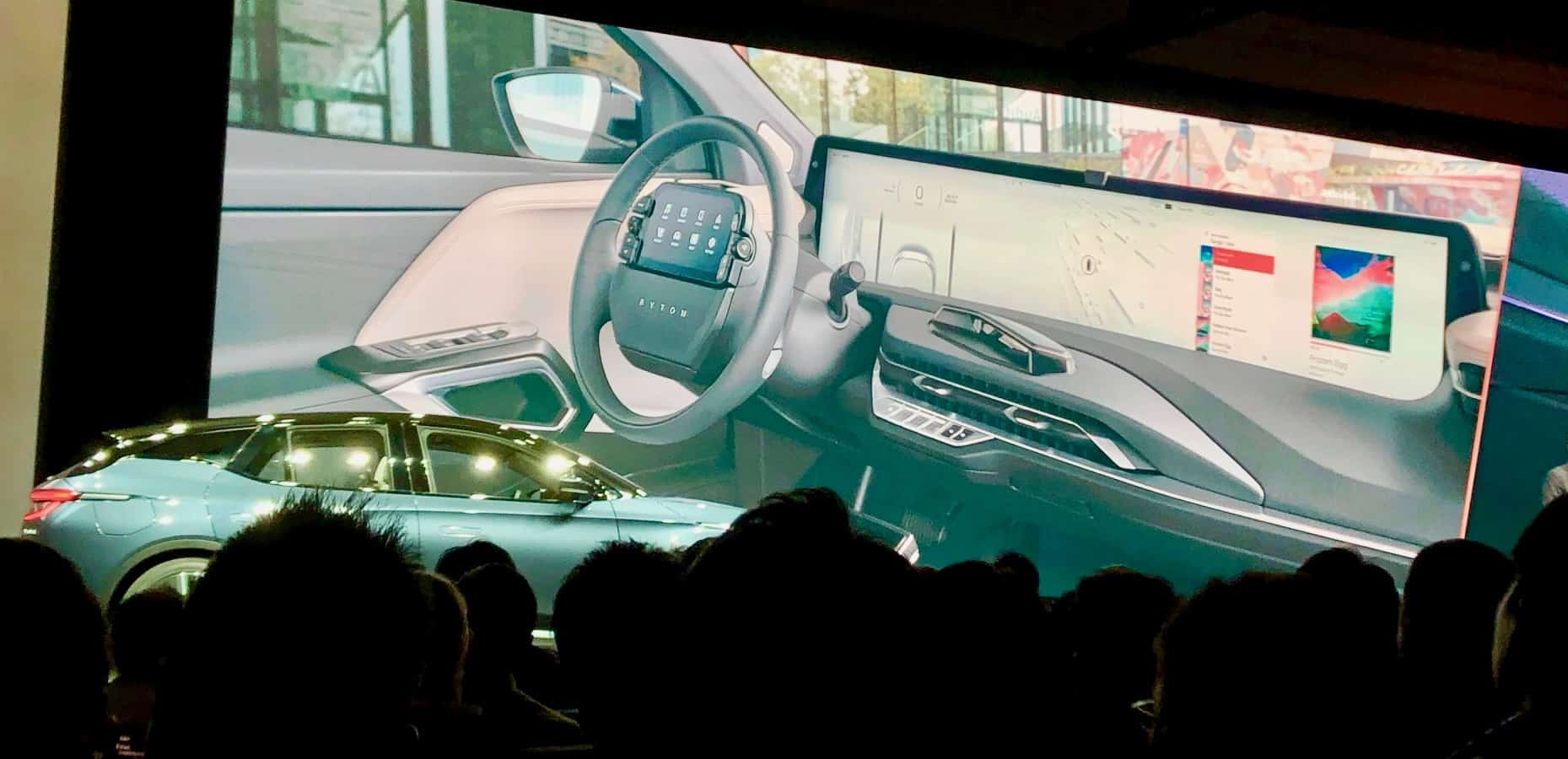 CES 2020, Do you prefer big-screen dashboard or the view through the windshield?, ClassicCars.com Journal