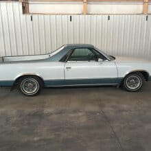 Featured Listing: 1979 El Camino, priced to move
