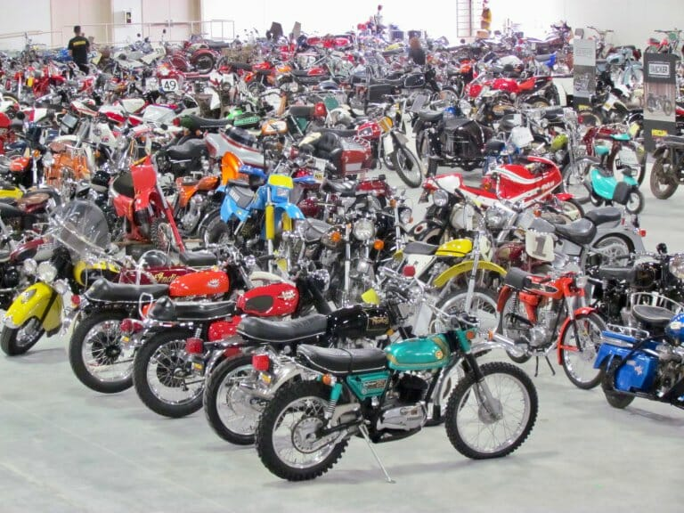 Larry's likes at Mecum's Las Vegas motorcycle auction