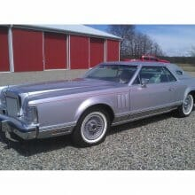 Featured Listing: I have arrived! the 1979 Lincoln Mark 5