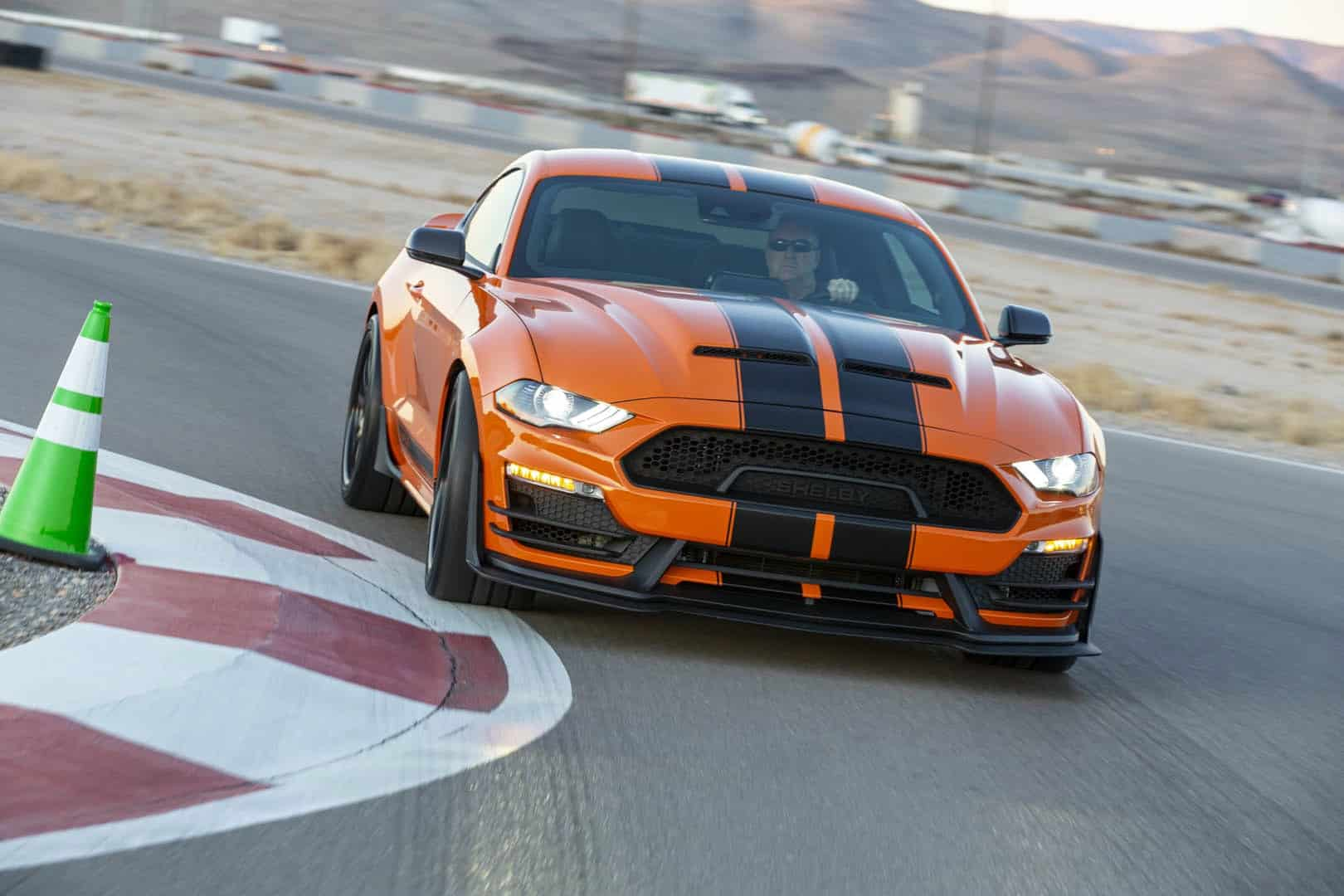 825 hp and available manual? Sign us up! Shelby Signature Series