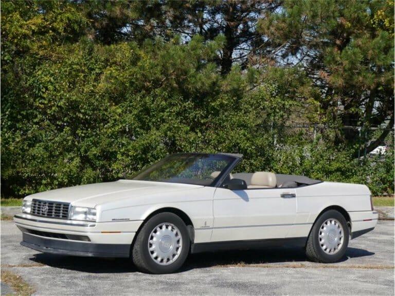 One dreamy droptop: 1993 Cadillac Allante