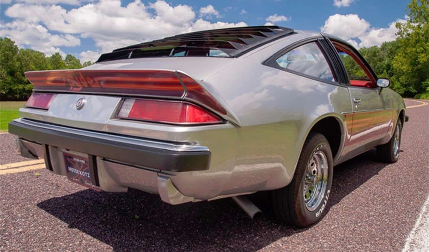 1980 Chevrolet Monza, Corvair wasn't Chevy's only hot Monza model, ClassicCars.com Journal