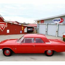 A quarter mile at a time: 1963 Ford 300 R-Code