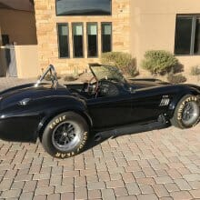 Featured Listing: Cobra… Cammer… Gasp! 1965 SOHC 427 Shelby Cobra
