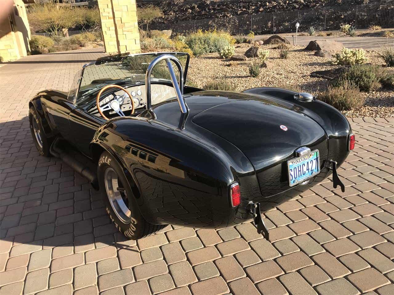 1965 SOHC 427 Shelby Cobra