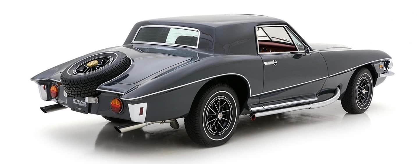 1971 Stutz Blackhawk, This is 1 of only 16 surviving Exner-designed Blackhawks, ClassicCars.com Journal
