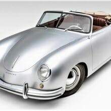 Early droptop: 1952 Porsche 356 Pre-A Cabriolet split-window