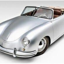 Early droptop: 1952 Porsche 356 Pre-A Cabriolet split-window