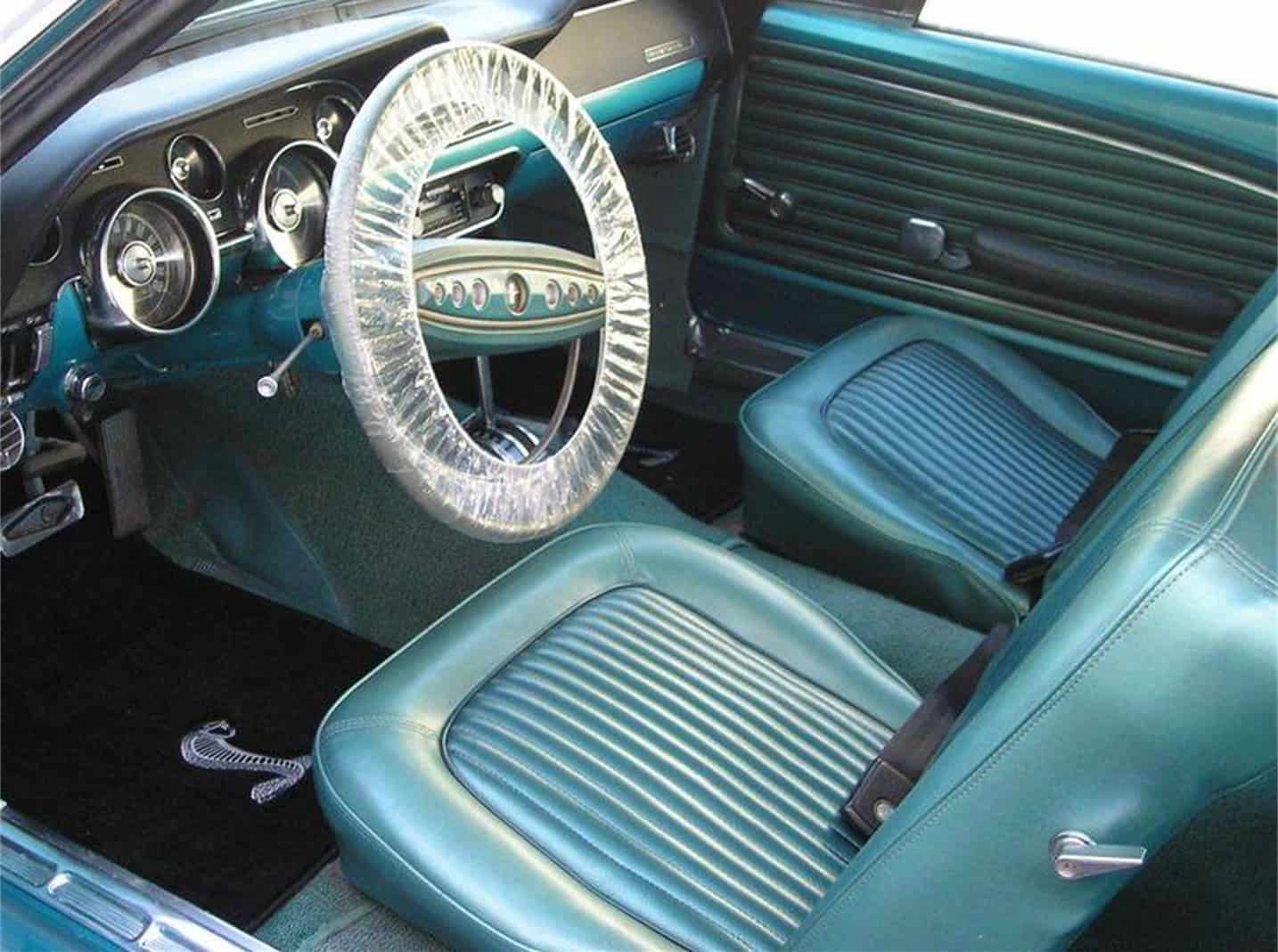 1968 Ford Mustang Sprint, Sprint package enhanced mid-'60s Mustangs, ClassicCars.com Journal