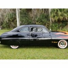 Featured listing: Hot rod! 1950 Mercury Custom