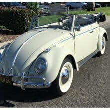 Featured listing: Fresh Bug: 1963 Volkswagen Beetle