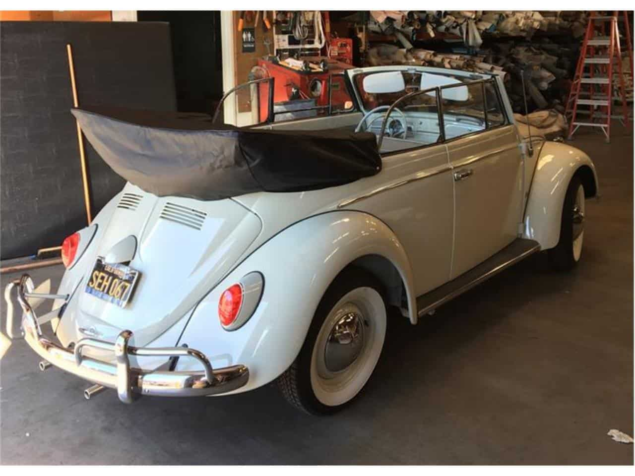 Volkswagen, Featured listing: Fresh Bug: 1963 Volkswagen Beetle, ClassicCars.com Journal