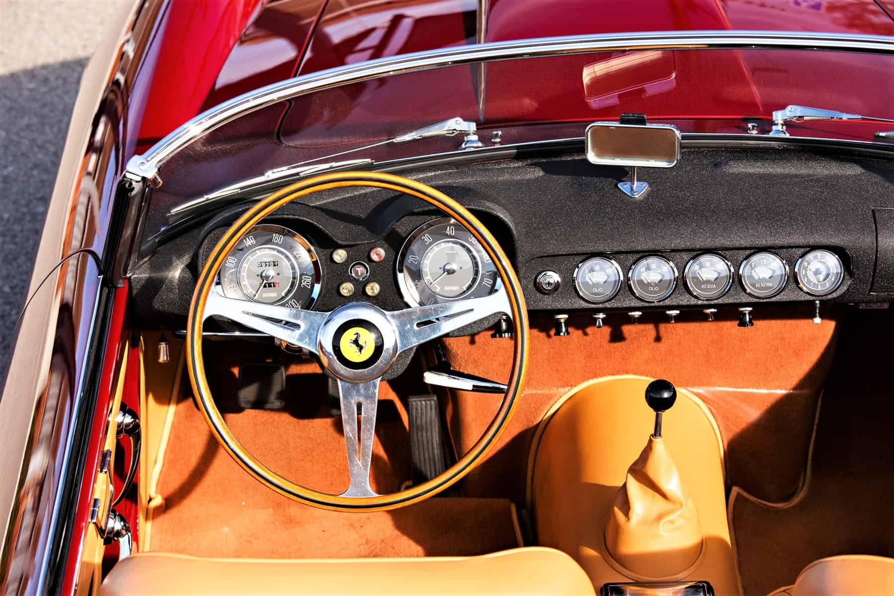 Ferrari, Gooding shows Amelia Island 'star car:' 1958 Ferrari California Spider, ClassicCars.com Journal
