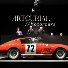 Artcurial posts nearly $25 million at Retromobile auction, even without a spectacular star car