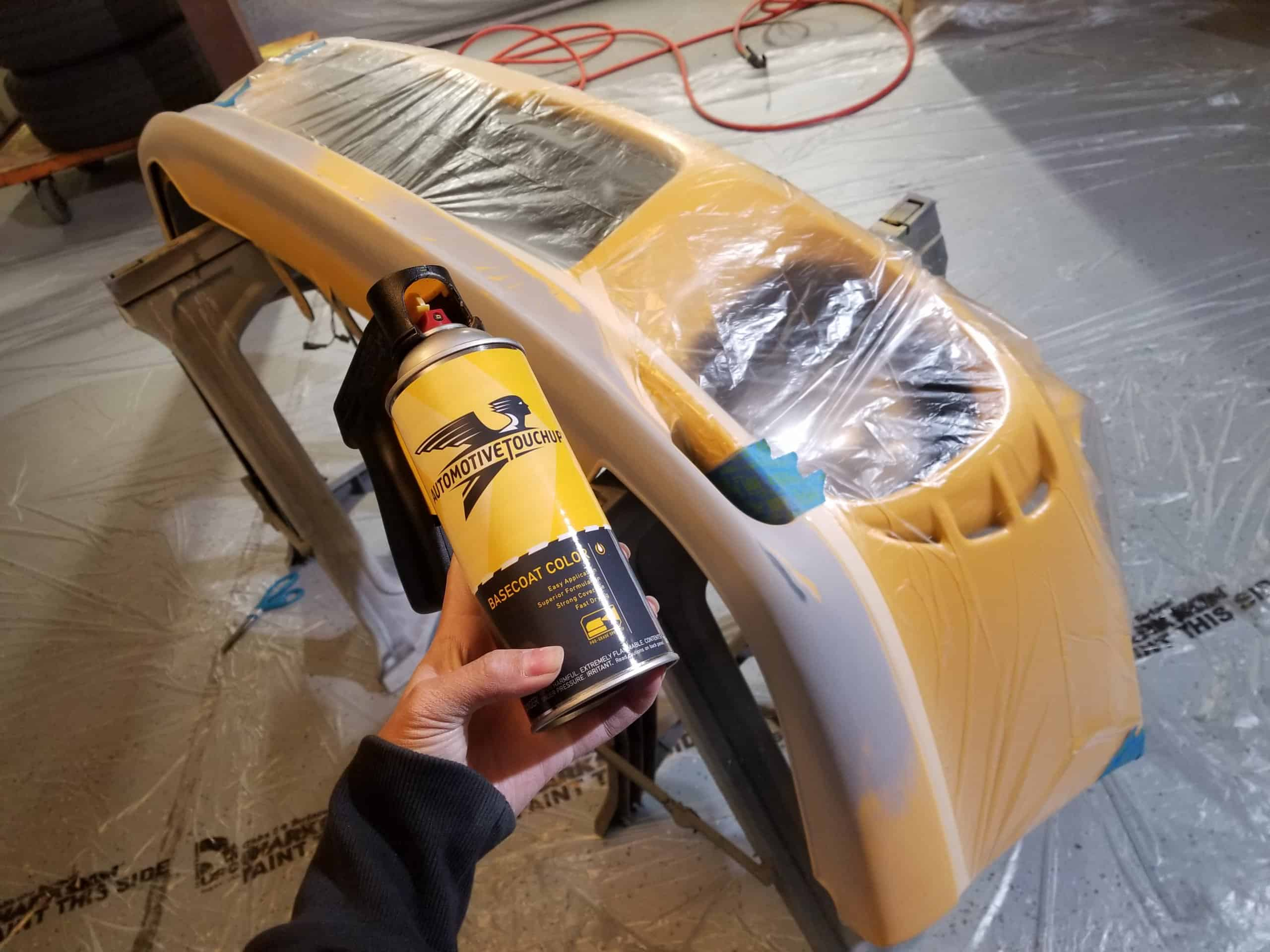 Automotive Touchup basecoat