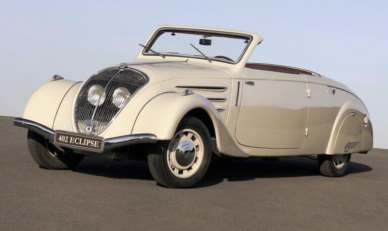 German club showcases vintage French cars at Retro Classics