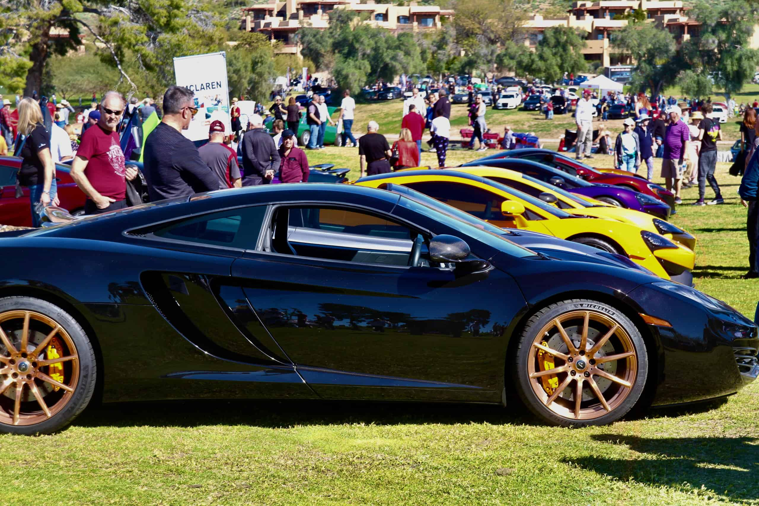 Concours, Bigger and bigger! Concours in the Hills continues growth, ClassicCars.com Journal