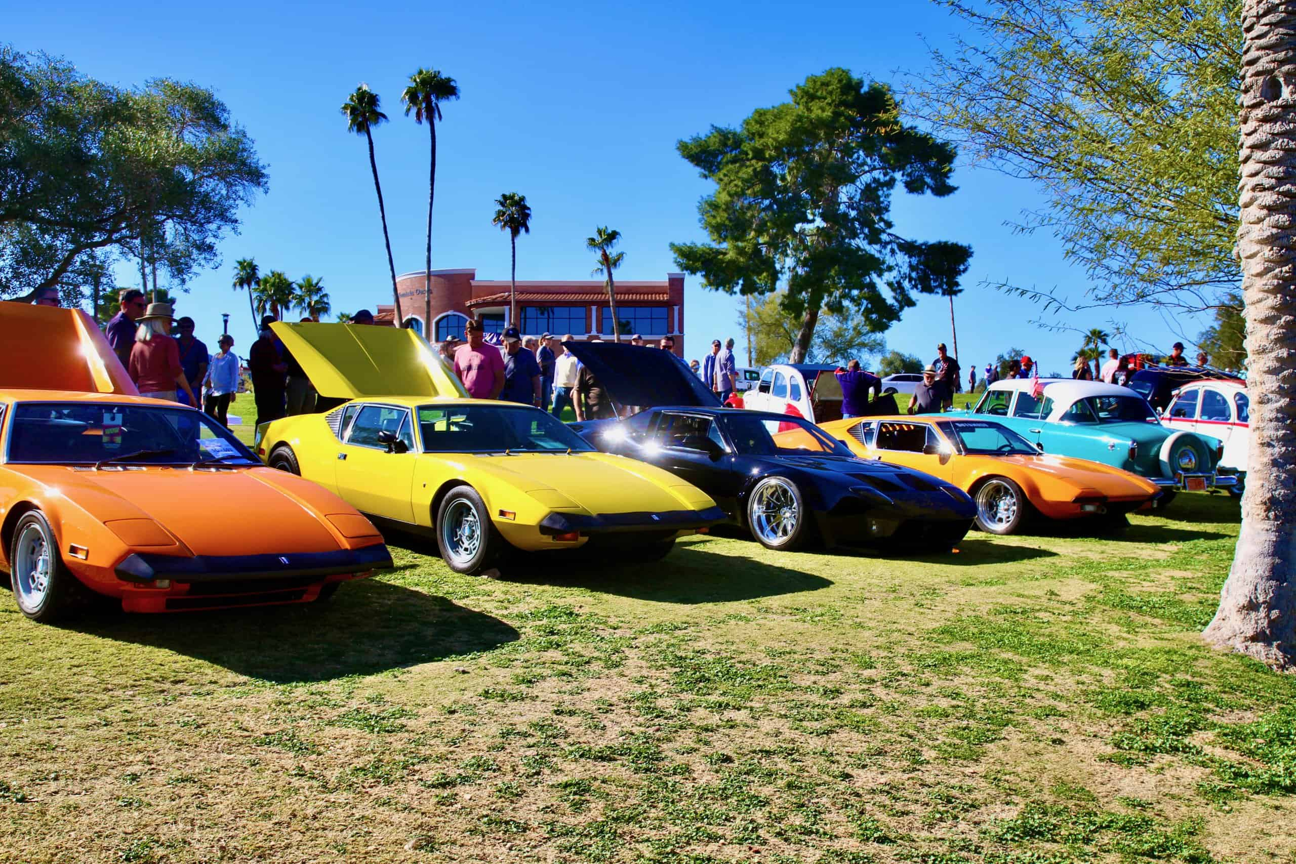 Concours in the Hills