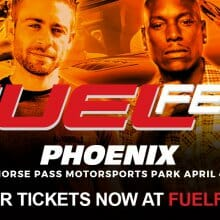 ClassicCars.com joins 'Fast and the Furious' stars at the Arizona stop for FuelFest