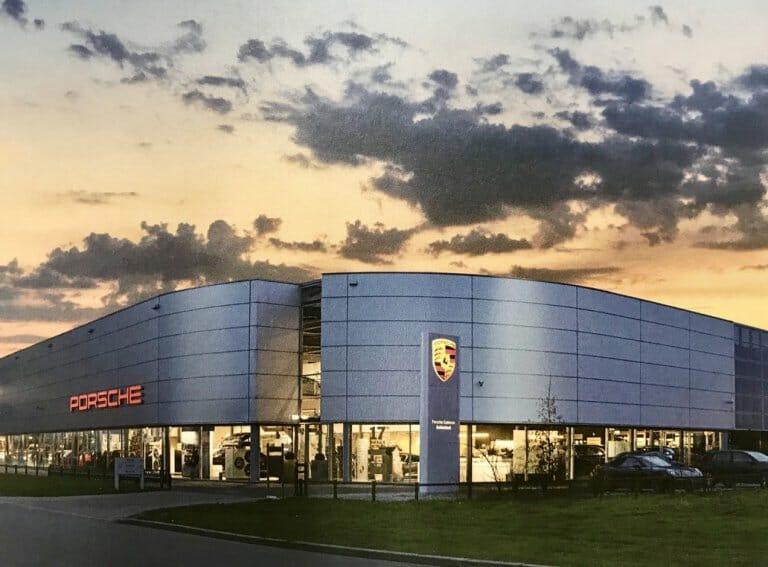 Dutch treat! Porsche Centrum and Classic Center Gelderland