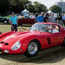 Ferrari GTO takes Best of Show honors at Boca Raton Concours