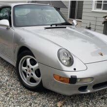 Featured listing: The end of an era: 1998 Porsche 911 Carrera S