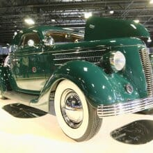Grandfather's '36 Ford wins top honors at Sacramento Autorama